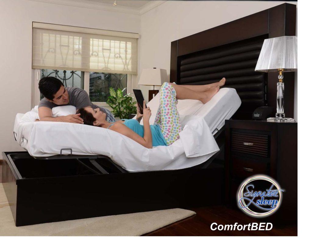 Ventajas médicas de camas articuladas