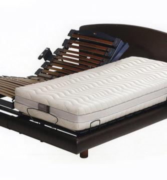 comodidad dormir colchón cama articulada!