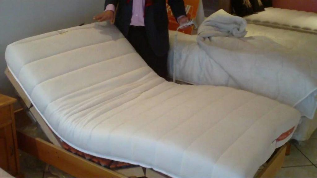 superficie del colchón