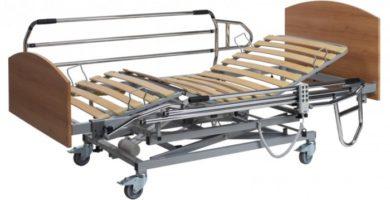 variedad de camas articuladas